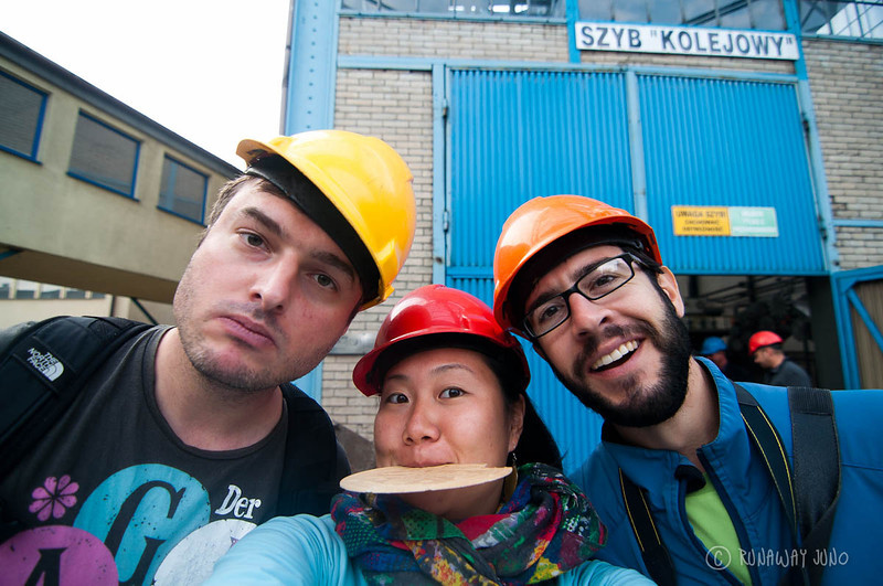 Guido - Coal Mine tour