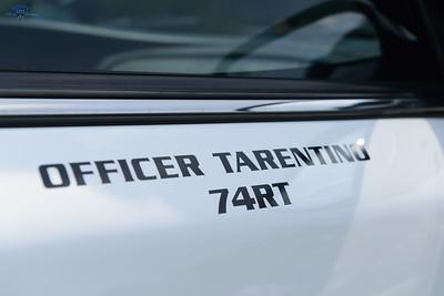 Auburn Police Officer Ron Tarantino - Wake - 052616