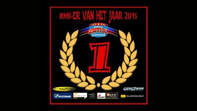 video Verkiezing BMX-er van het Jaar 2015 @ Indoor BMX Lommel
