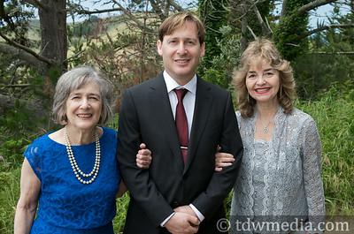 Schrecker Goldrajch Wedding Family