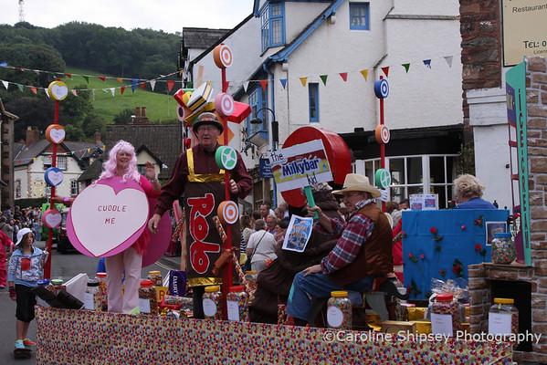 Porlock Carnival 5th September 2010
