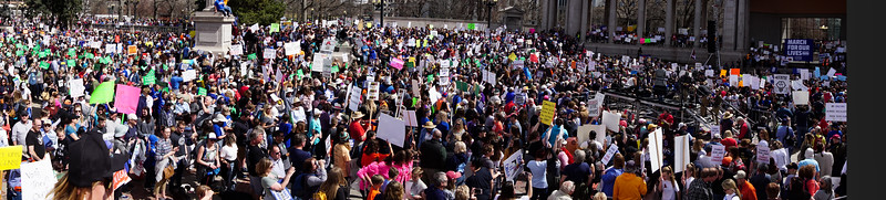 March for Our Lives Denver 3-24-18
