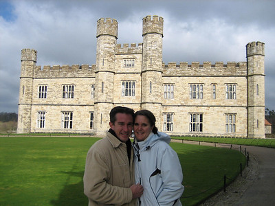 February 2006 - Leeds Castle