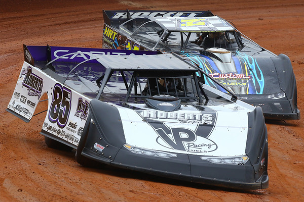 The 13th Annual Cabin Fever at Boyd's Speedway