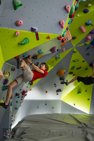 Vic State Bouldering Titles 2013