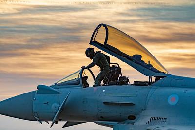 COAP - Nightshoot  RAF Coningsby 13-10-18