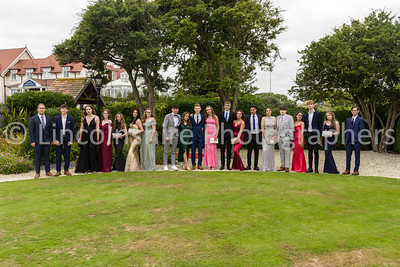 Red Carpet Year 11 Prom