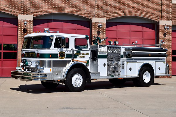 Company 10 - Dale City Fire Department (Birchdale station)
