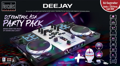 DJControl Air Party Pack