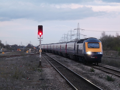 Pilning, Chepstow & Seven Tunnel Junction (27-03-2009)