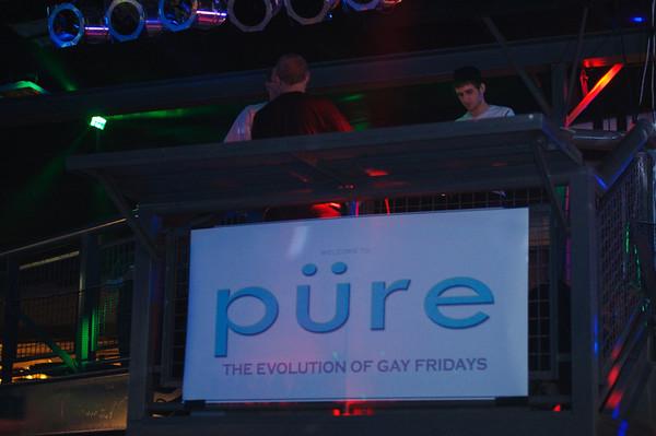 Friday Night at Pure Jan 2010