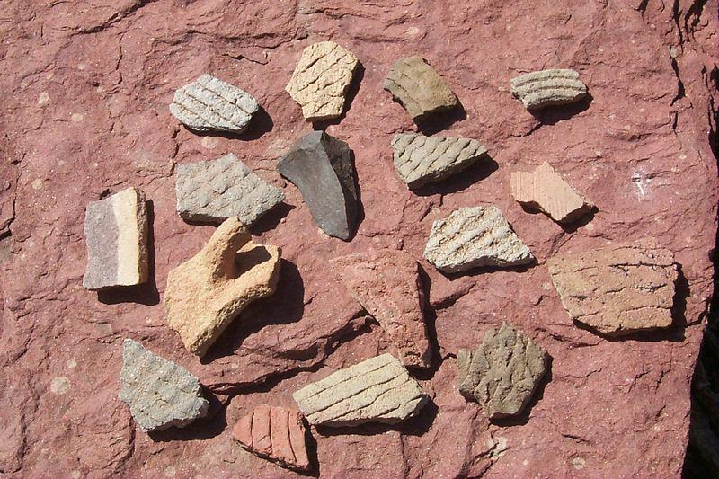 Pottery Shards   (May 31, 1999, 10:18am)