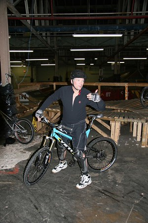 Ray's MTB Indoor Mountain Biking Park - 3/2007
