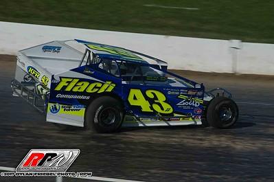 Oswego Speedway - SDW - 10/5/17 - Dylan Friebel