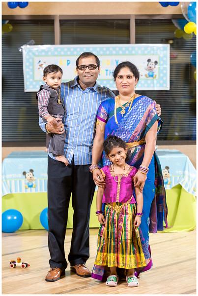Yashwanth First Birthday