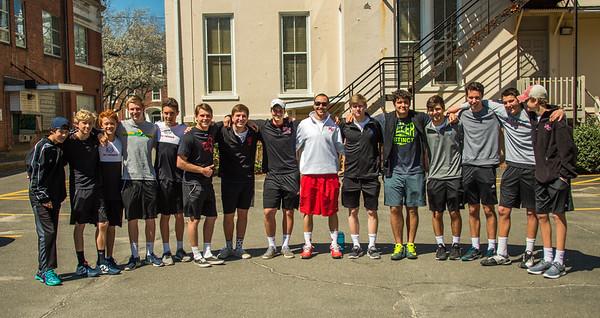 NCHS Tennis 2015-16