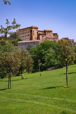 Italy Day 8: Parco dei Mostri