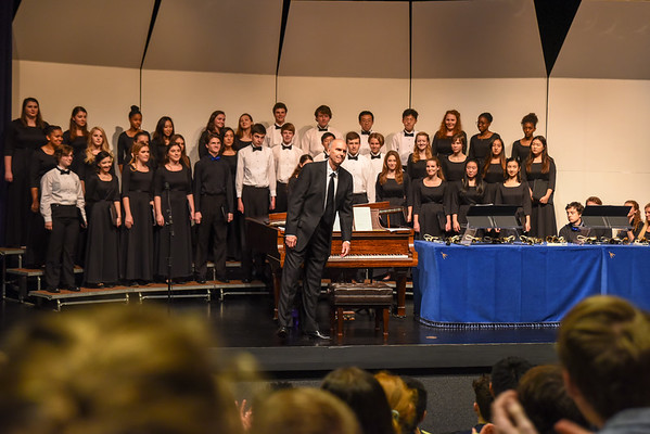 Spring Music Concert 2018