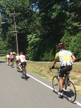 July 16 Saturday Alternate Ride