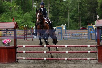 Aspen June 2018, Beginner Novice Rider