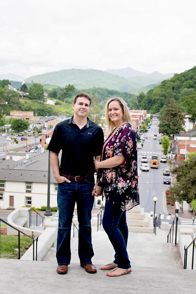 Brooke & Todd Engagement