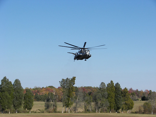 The Marines Touch Down at FUMA