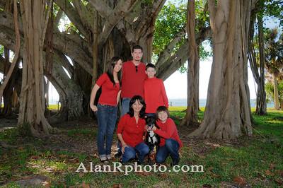 The Liggett Family
