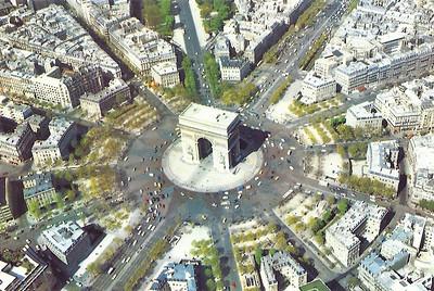 Paris & Normandy by Helen Winer