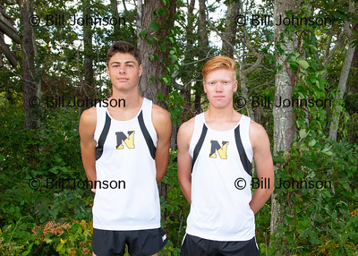 Nauset Boys XC Team and Roster 2018-2019