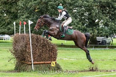 2019-10-6 Osberton Horse Trials 6 and 7YO XC