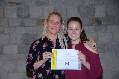 High School Academics Award Ceremony