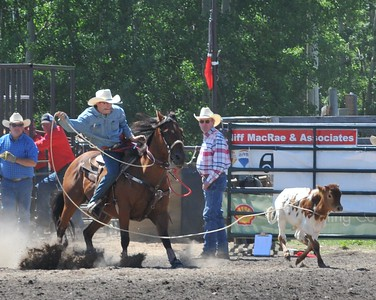 Calf Roping (Section 2)