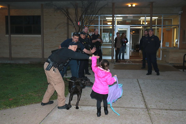 Lincoln Elementary - First Responder's Greeting 032717