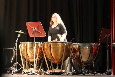2016 11 Dec Percussion Ensemble