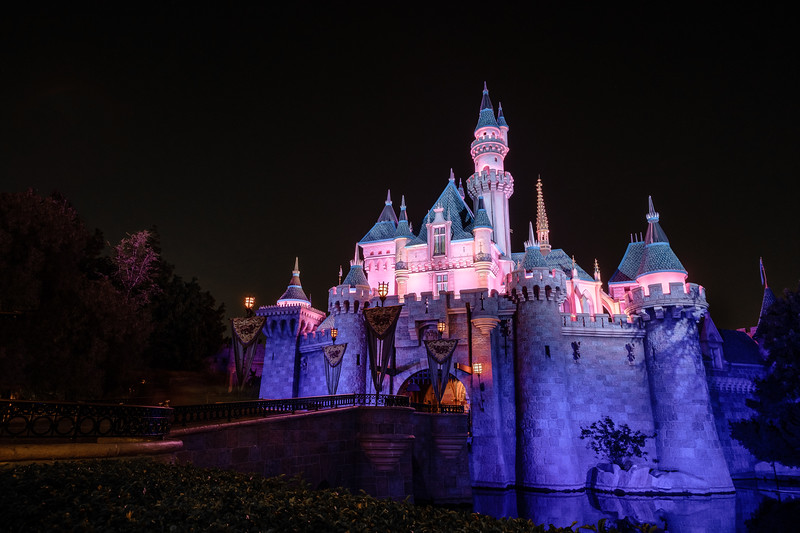 Disneyland & San Diego '17