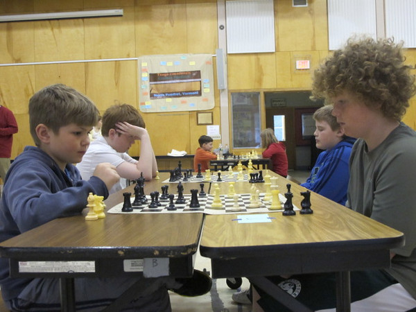 Windsor Central Elementary Chess Tournament