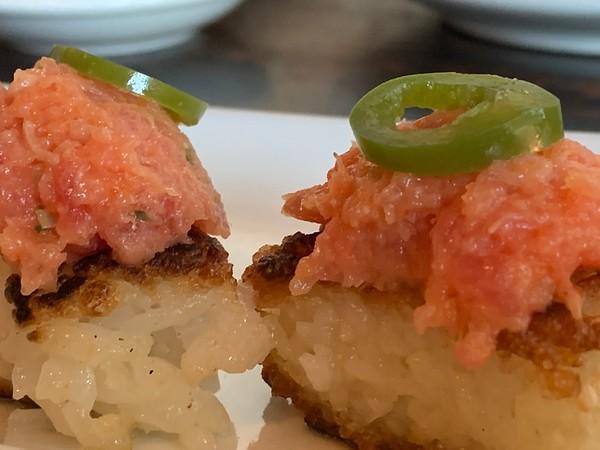 2019.09.21 Sushi at Izaka-ya