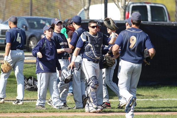 Varsity Baseball vs GFA 04/24/13