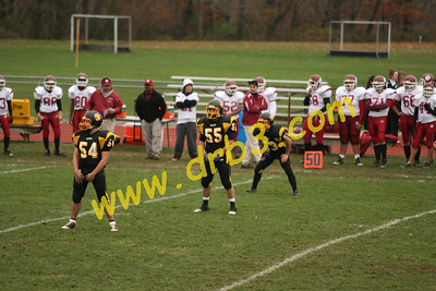 Bordentown Varsity vs Roselle Park 11-14-09