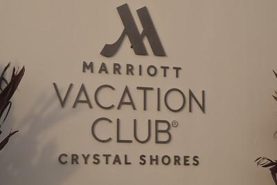 Marriott's Crystal Shores March 2021