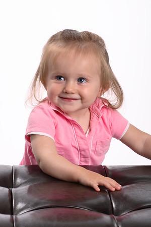 Danica age 1