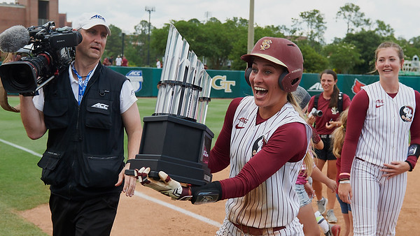 FSU Softball v UNC - ACC Final 2019