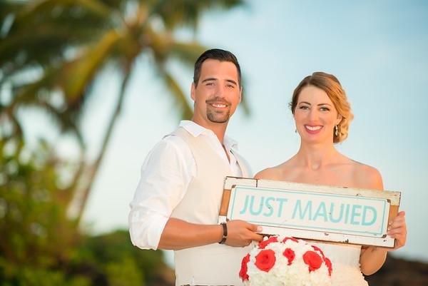 Congratulations Alisha & Mark!