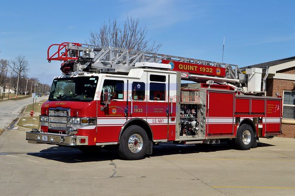 Great Lakes Naval Fire Department