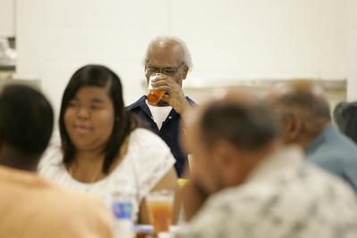 Men Of Calvary Pre-Father's Day Fellowship Luncheon 6-16-2012