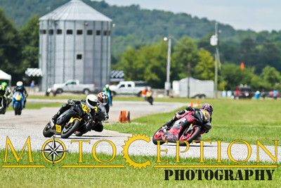 Race 5 - B Superbike, V7 HW, V8MW