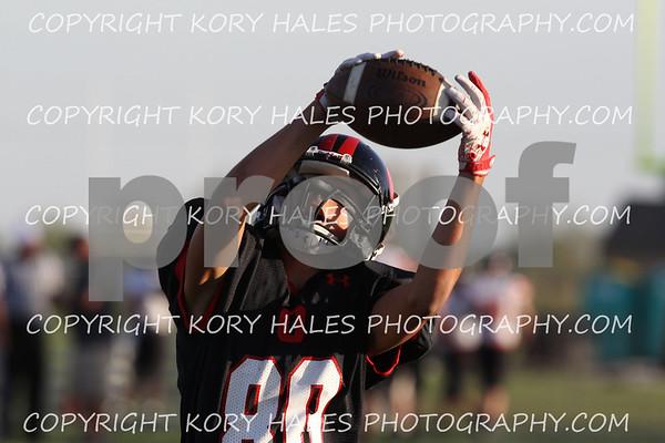 Varsity-Oak Grove vs Odessa 9-21-12 Camera 1 of 2