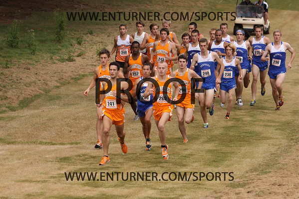 2011 Tennessee Invitational Cross Country - Men