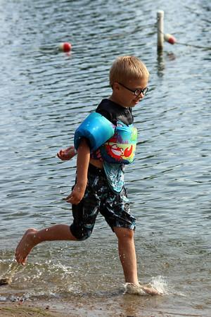 June fun in the water