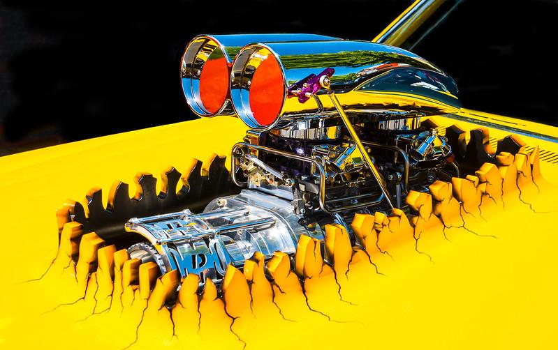 Petaluma Car Show